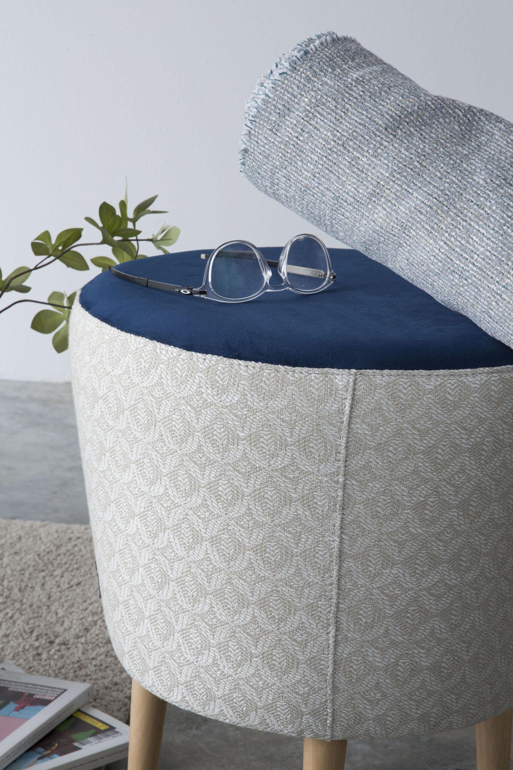 Colección tapicería reciclada
